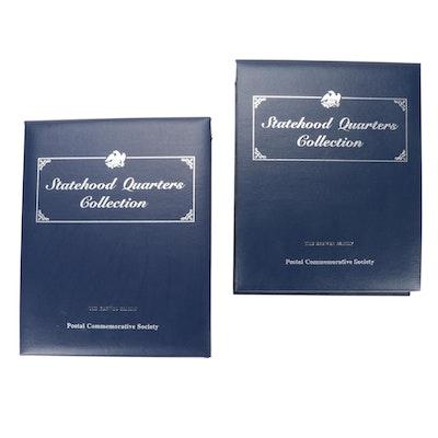 Commemorative State Quarters Volume I and II