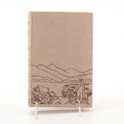 "Thirteenth Printing ""The Grapes of Wrath"" by John Steinbeck, 1940"