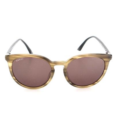 Gucci GG0064SK Sunglasses with Case