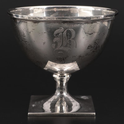 Baltimore Silversmiths Mfg. Co. Sterling Silver Trophy Cup, Early 20th Century