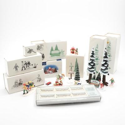 "Dept. 56 ""Snow Village"" Winter Holiday Accessories"