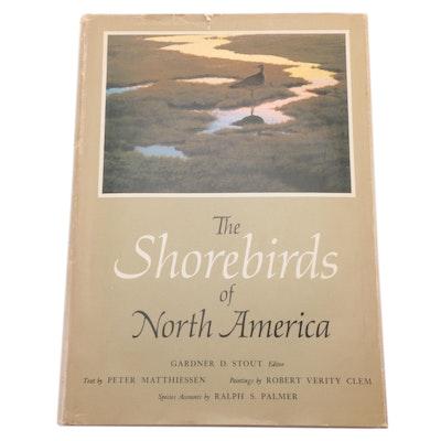 "Illustrated ""The Shorebirds of North America"" by Peter Mattiessen, 1967"