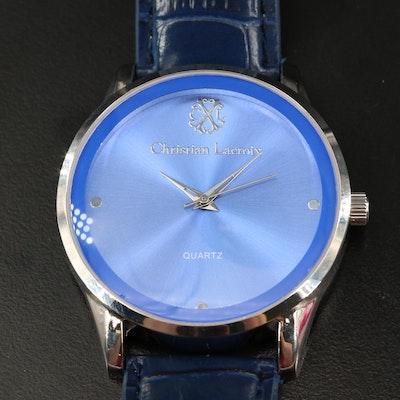 Christian Lacroix Quartz Wristwatch