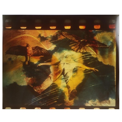 Barbara Hershey Surrealist Cibachrome Photograph