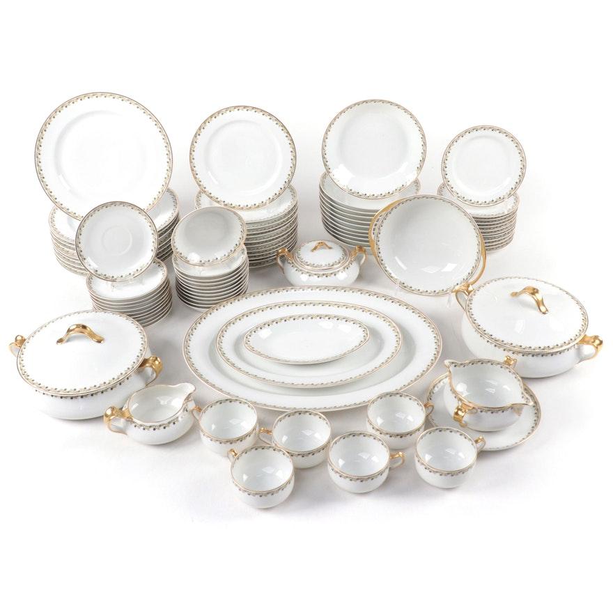 """Haviland """"Schleiger 101"""" Porcelain Dinnerware"""
