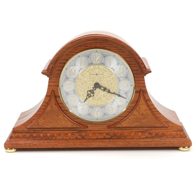 Howard Miller Dual Chime Mantel Clock, Late 20th to 21st Century