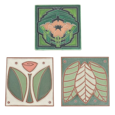 Motawi Tileworks and Kate Lally Decorative Ceramic Tiles