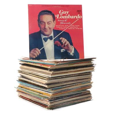 Harry James, Percy Faith, Sammy Kaye, Al Hirt, Other Vinyl LP Records