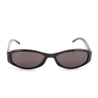 Gucci GG 2500/S Black Rectangular Sunglasses with Case