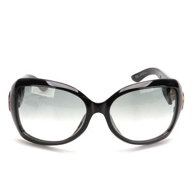 Gucci Bamboo GG2991/F/S Sunglasses in Black