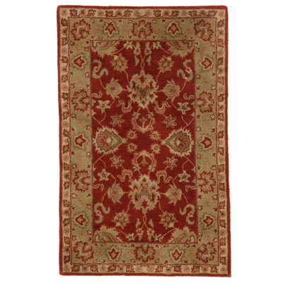 """3'7 x 5'5 Hand-Tufted Liora Manne """"Petra"""" Floral Area Rug"""