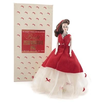 "Mattel ""Benefit Performance"" Porcelain Barbie Doll"