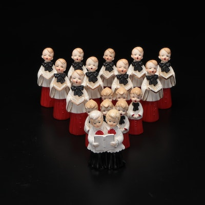 Ceramic Collection of Choir Singers