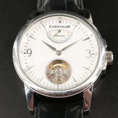 Thomas Earnshaw Flinders Stainless Steel Automatic Wristwatch