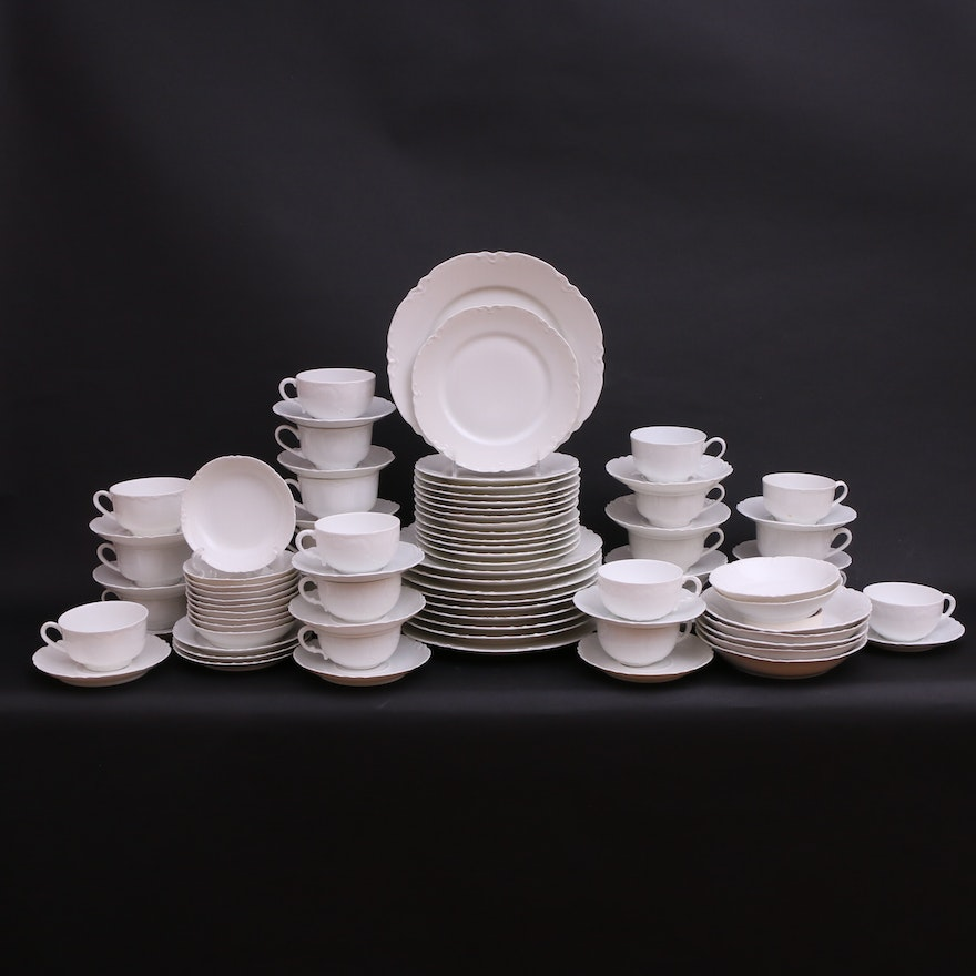 """Haviland & Co. """"Ranson"""" and Other Continental Porcelain Dinnerware"""