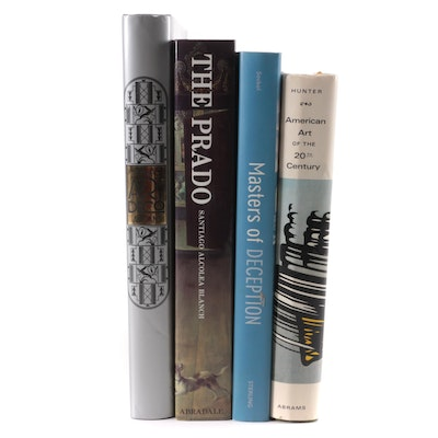 """""""Art Deco,"""" """"Masters of Deception,"""" and More Art Reference Books"""