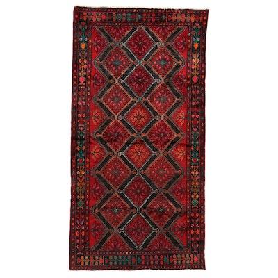 5' x 9'9 Hand-Knotted Persian Kolyai Area Rug