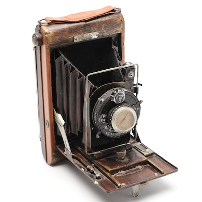 """Giftcraft Inc. Replica Antique Camera with """"Meet Me In St. Louis"""" Image"""
