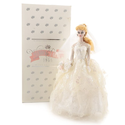 "Mattel ""Wedding Party"" Porcelain Barbie Doll"