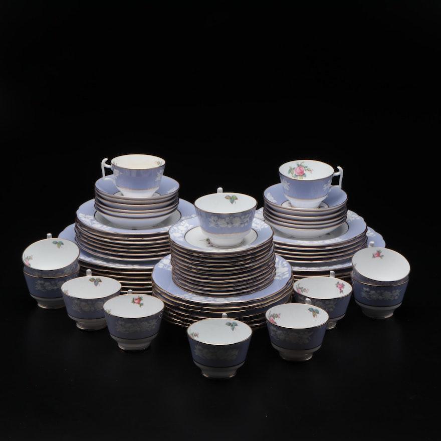 """Spode """"Maritime Rose"""" Porcelain Dinnerware"""