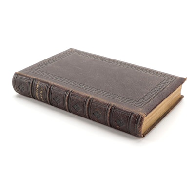 """""""The Poetical Works of Henry Wadsworth Longfellow"""" Household Edition, 1874"""