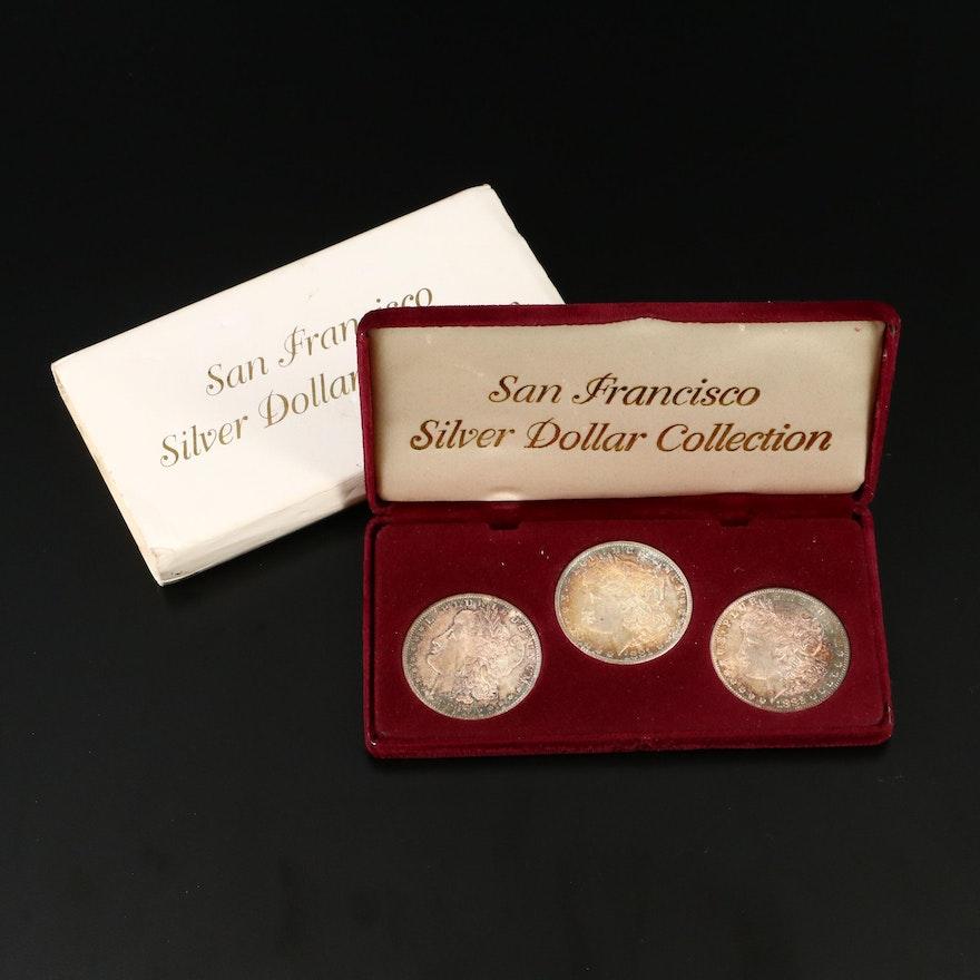 San Francisco Morgan Dollar Collection