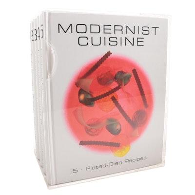 "First Edition ""Modernist Cuisine"" Cookbook Box Set, 2011"