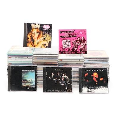 Queen, Santana, Bob Seger, Grateful Dead, Jeff Buckley, Other Rock CDs