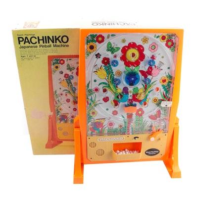 Epoch Playthings Pachinko Japanese Pinball Machine, ca. 1972