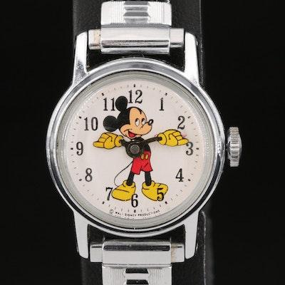 Mickey Mouse Ingersoll Wristwatch