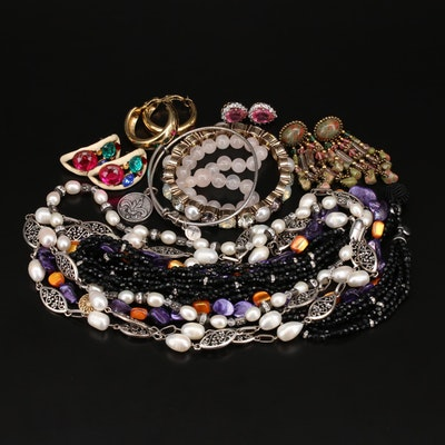 Jewelry Featuring Alex & Ali and Ralph Lauren