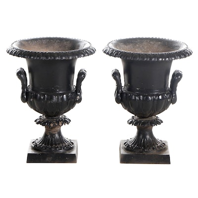 Neoclassical Style Outdoor Planters
