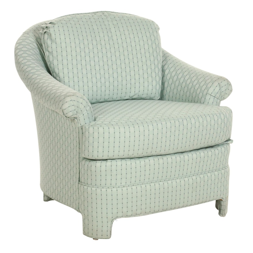 Broyhill Upholstered Armchair, Late 20th Century