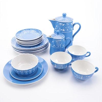 "Villeroy & Boch ""Saxony"" and ""Concord"" Ceramic Dinnerware"