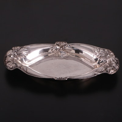 Alvin Manufacturing Co. Sterling Silver Bread Tray