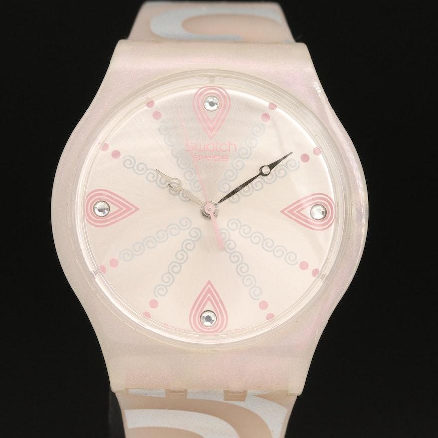 2007 Swatch Quartz  Wristwatch