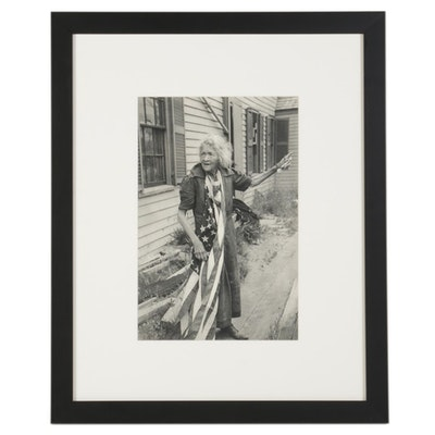 "Henri Cartier-Bresson Rotogravure ""Cape Cod, Massachusetts, 1947,"" 1952"