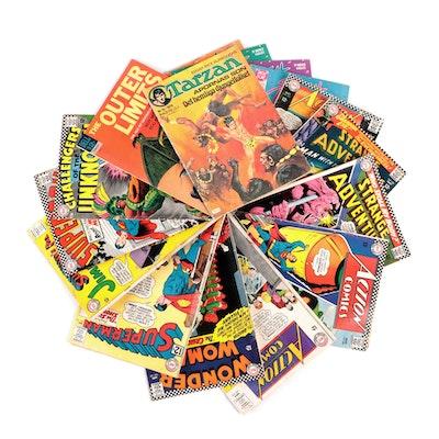 """Wonder Woman"", ""Action Comics"", ""Superboy"" and More Comic Books"