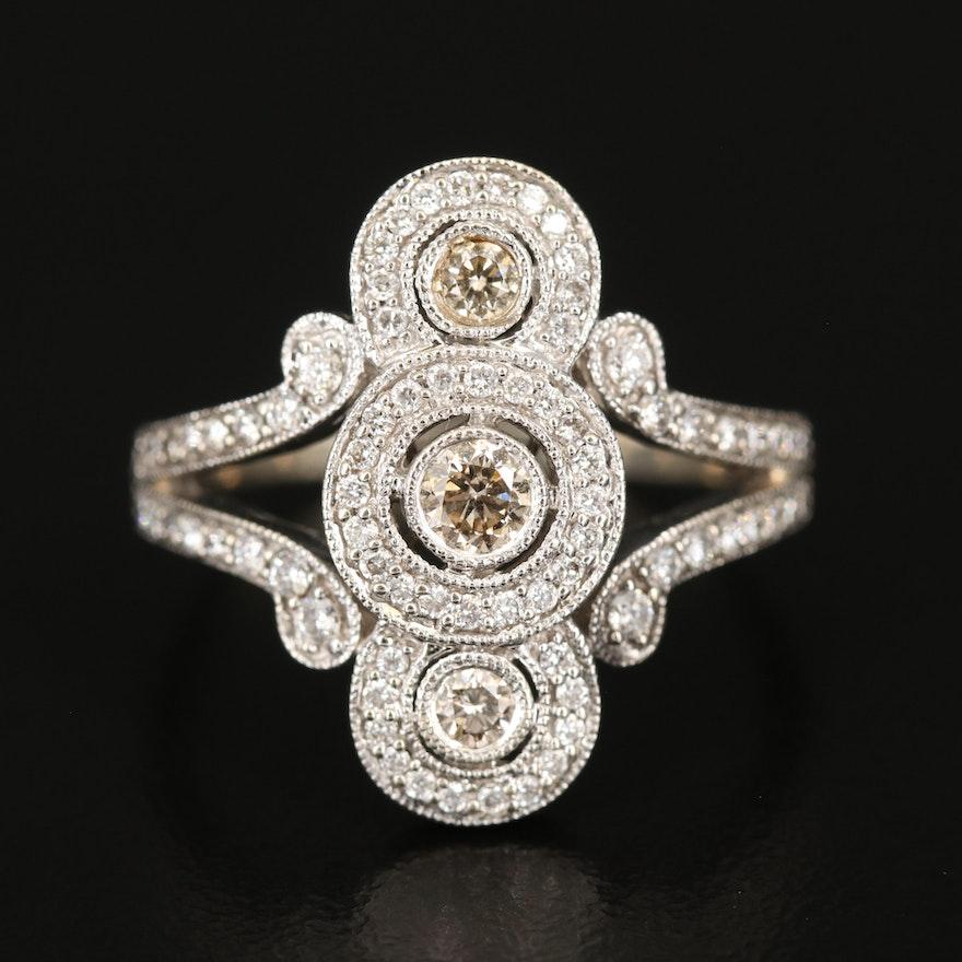 Le Vian 18K Diamond Ring