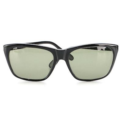 Ray-Ban Bausch & Lomb Cats NO3 Black Nylon Sunglasses