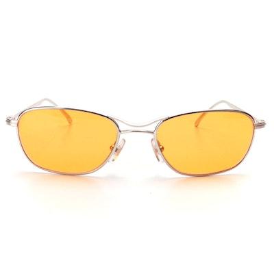 Gucci GG 1618/S Sunglasses with Orange Lenses