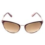 Tom Ford Nina Cat Eye Sunglasses
