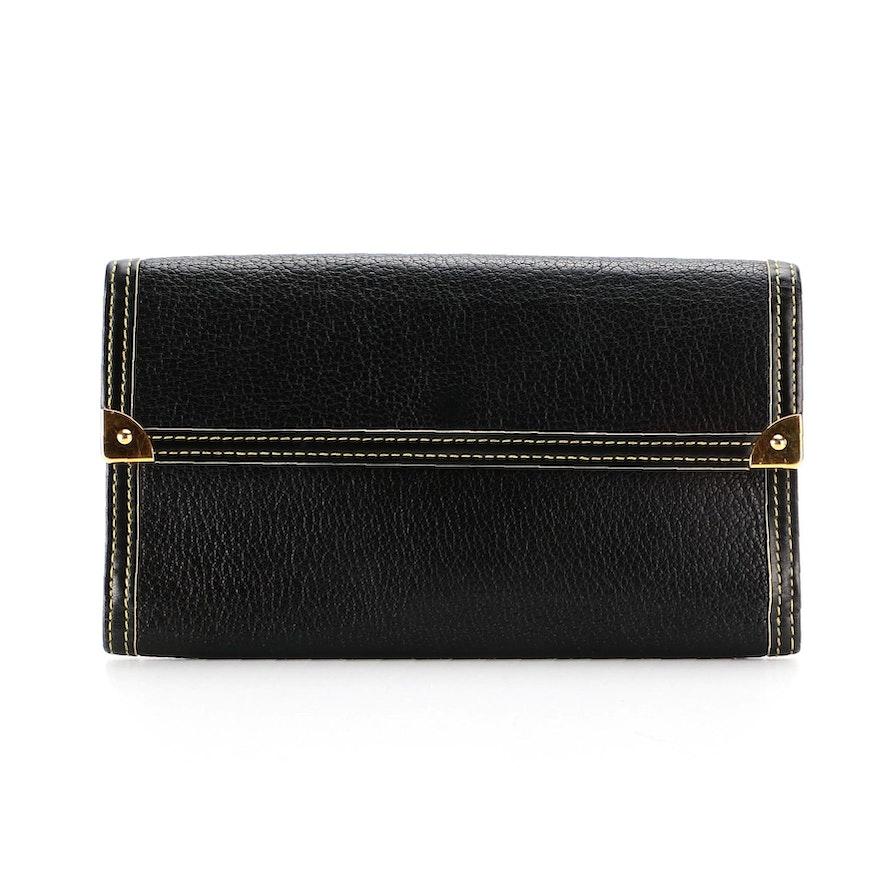Louis Vuitton Porte-Trésor International Organizer Wallet in Suhali Leather