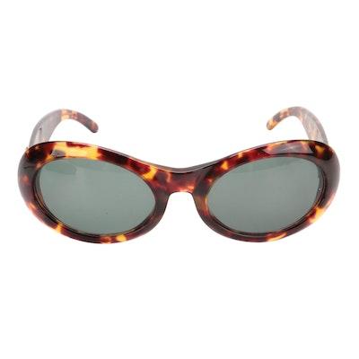 Gucci GG 2400/N/S Round Sunglasses in Tortoise