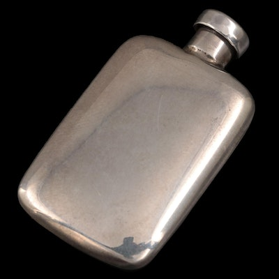 Tiffany & Co. Sterling Silver Perfume Flask