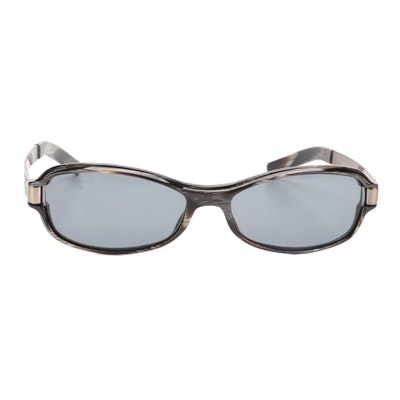 Gucci GG 2554/S Rectangular Sunglasses with Case