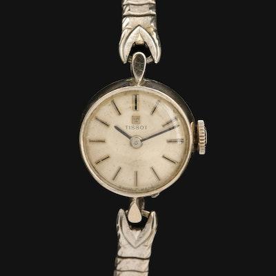 Vintage Tissot Stem Wind Wristwatch