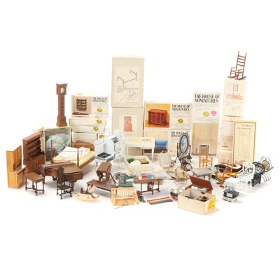 The House Of Miniatures, Americana In Miniature, Other Dollhouse Accessories