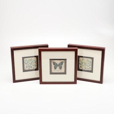 Franklin Home Tiles Framed Wall Decor