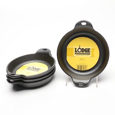 Lodge Cast Iron Dual Handle Pans, Contemporary